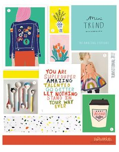 Today we're celebrating all the little things that make life lovely. From a fresh vase of flowers, a shiny new addition to your jacket pi. Fashion Kids, 50 Fashion, Fashion Women, Today's Fashion Trends, Fashion Styles, Girl Trends, Go Getter, Sketch Inspiration, Kids Patterns
