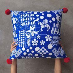 Safomasi - Festival Cushion Cover