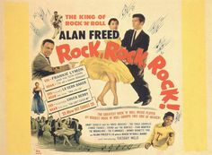 Rock, Rock, Rock! is a 1956 black-and-white motion picture featuring performances from a number of early rock 'n' roll stars, such as Chuck Berry, LaVern Baker, Teddy Randazzo, the Moonglows, the Flamingos, and the Teenagers with Frankie Lymon as lead singer. Later West Side Story cast member David Winters is also featured. Famed disc jockey Alan Freed made an appearance as himself.