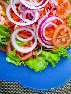 Comer salada é vida minha gente e por favor, use e abuse todos os dias!! Clique na imagem para ver a postagem no blog Manga com Pimenta.