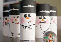 WC-papír-gurigából! A 8 legszebb karácsonyi dekoráció   femina.hu