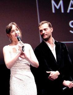 Fifty Shades Series, Fifty Shades Movie, Fifty Shades Of Grey, 50 Shades, Dakota Johnson Hair, Christian Grey, Jamie Dornan, Anastasia, Dj