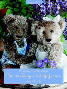 Gammeldagse teddybjørner - lag dem selv av Berit Østby