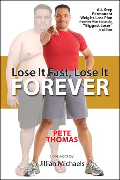Pete Thomas's poor eating habits finally caught up with him after college when he stopped playing basketball regularly. After topping out at 415 pounds and failing at multiple diets, Pete landed on NBC's hit reality show The Biggest Loser, an experience that, coupled with his faith in Christ and prayer, transformed his life.