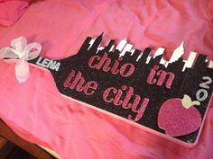 Chi O in the city! #paddle #chiomega