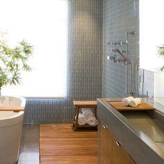 Porcelain Tile Faux Wood Floors