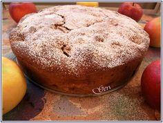 Lecker mit Geri: Apfelkuchen mit Dinkelmehl - Ябълков кекс с лимец
