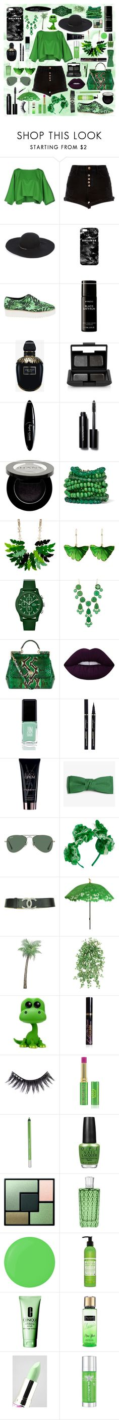 """""""Summer Hat Fun!"""" by daisyxz ❤ liked on Polyvore featuring Maison About, River Island, Eugenia Kim, Mr. Gugu & Miss Go, Byredo, Alexander McQueen, NARS Cosmetics, Maybelline, Bobbi Brown Cosmetics and Shany"""