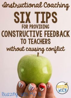 """When it comes to working with teachers, you are building a bridge from you to them, and every act you do, gesture you make, and words you utter can either add a plank to that bridge, or it can rip pieces of your bridge right off and toss them down the river.  Which is where you'll be if nobody wants to listen to the support you have to offer. ...you must speak carefully to teachers. Teachers, like kids, are people. And Relationships, with a capital R, come first."
