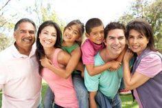Familia Hispana como son las familias hispanas de hoy