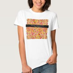 Modern Colorful Interior Designer Branding Tee T Shirt, Hoodie Sweatshirt