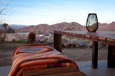 John & Sophie's Modern Desert Home