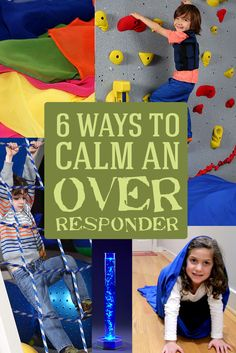 6 ways to calm an over responder