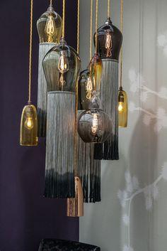 Rustic Lamps, Rustic Lighting, Antique Lamps, Deco Luminaire, Light Fittings, Strip Lighting, Light Decorations, Lamp Light, Home Interior Design