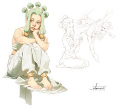 Create an Entire Portfolio-Ready Character Design Project