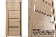 С помощью резного погонажа можно с легкостью преобразить и украсить любую межкомнатную дверь. #двери #дизайн #межкомнатныедвери #doors #home