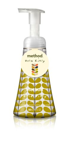 Limited editionOrla Kiely collection by Method. What a great collaboration between two beautiful brands.