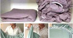 Ako poskladať napínaciu posteľnú plachtu? Toto by ti nikdy nenapadlo! - KAMzaKRASOU.sk