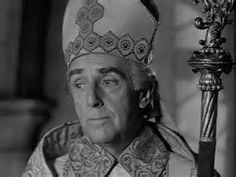 *ARCHDEACON ~ The Hunchback of Notre Dame, 1939
