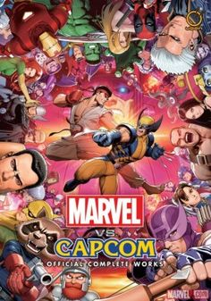 Get ready Marvel vs Capcom fans, this book has been 20 years in the making!    UDON Entertainment has announcedMarvel vs. Capcom: Official Complete Works Art Book, which details every Marvel/Capcom video game over the past 20 years with official artwork, sketches and bonus material.