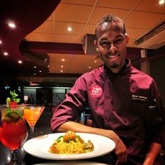 Join me at 20-22 Trinidad terrace for great food, good cheer, fantastic cocktails and laugh the night away  ... Are you ready? #SayYes #689bybrianlumley #CaribbeanChefoftheYear2013 #YoungKid #MakingHisMommaProud #JamaicaLandILove #HappyMothersDayTomorrow