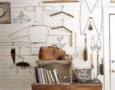 industrial style ideas to decorate the wall