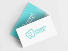 Bright Smile Logo Template by pne-design on Badge Design, Logo Design, Smile Logo, Dentist Logo, Cool Logo, Dentistry, Logo Templates, All The Colors, Bright