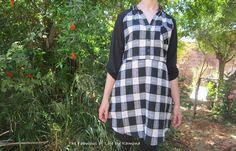 #dresses #fashion #black #white #zaful