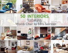 Extravaganza : The Womb Chair by Eero Saarinen