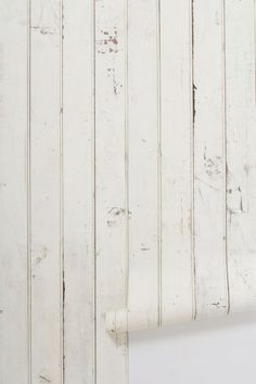 #onekingslane #designisneverdone    Scrapwood Wallpaper - Anthropologie.com
