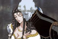 Meyer & Charlotte: Vampire Hunter D: Bloodlust: I'm not as big into vampires as I used to be, but I remember wanting these two to have a happy ending in the movie. Of course they don't. T_T