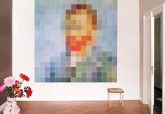ixxi: Pixellated Murals | Design Don't Panic
