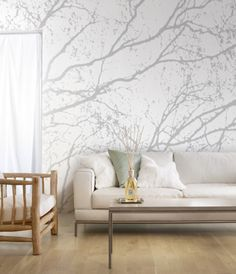 Eco Wood wallpaper