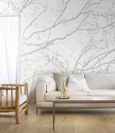 Eco Wood wallpaper