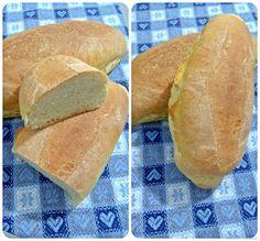 Pane alla farina di grano duro, soia e orzo Orzo, Bread, Food, Brot, Essen, Baking, Meals, Breads, Buns