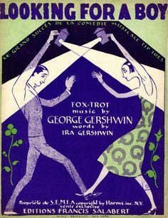 Looking for a boy, 1926 (ill.: [ Roger De Valerio ]); ref. 472