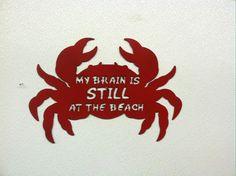 Crabby Sign