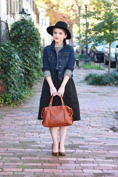 Poor Little It Girl - Black and White Striped Shirt - @poorlilitgirl