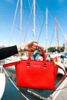 Michael Kors Selma Bag #mk handbags#, #fashion handbags#