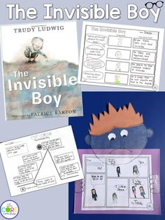 The Invisible Boy ba