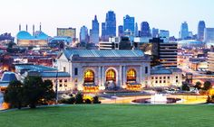 the Beaux Arts train station in Kansas City is a example of what the Michigan Train Station could be