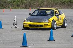 Autocross action at the #FresnoFairgrounds Sun 3/15/15 by the Sports Car Club of America. Free to watch, $15 to race!