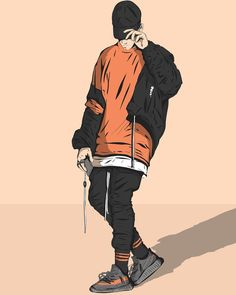 Dope Cartoons, Dope Cartoon Art, Cartoon Kunst, Panda Wallpapers, Cute Cartoon Wallpapers, Mode Cyberpunk, Anime Boy Zeichnung, Boys Wallpaper, Wallpaper Wallpapers