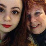 My beautiful niece Hayley and her great mom, Sandi!