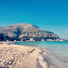 Mondello Beach #mondello #sicilia #sicily