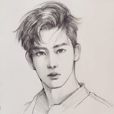 "Fan art of Jaehyun (재현) of NCT U from their music video, ""Without You"". 