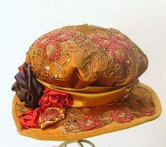 Fine Elaborate Renaissance Custom Made Hats | creationsbygail - Accessories on ArtFire