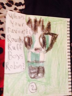 Butch ask Robin who is her favorite Rowdyruff boys by Kaylee Alexis part 2