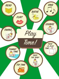 The Practically Perfect Baby: Scheduled Awake Time Activities