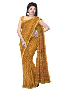 UNM5440-Sizzling Corporate mehandi green handloom Maheshwari pure cotton saree